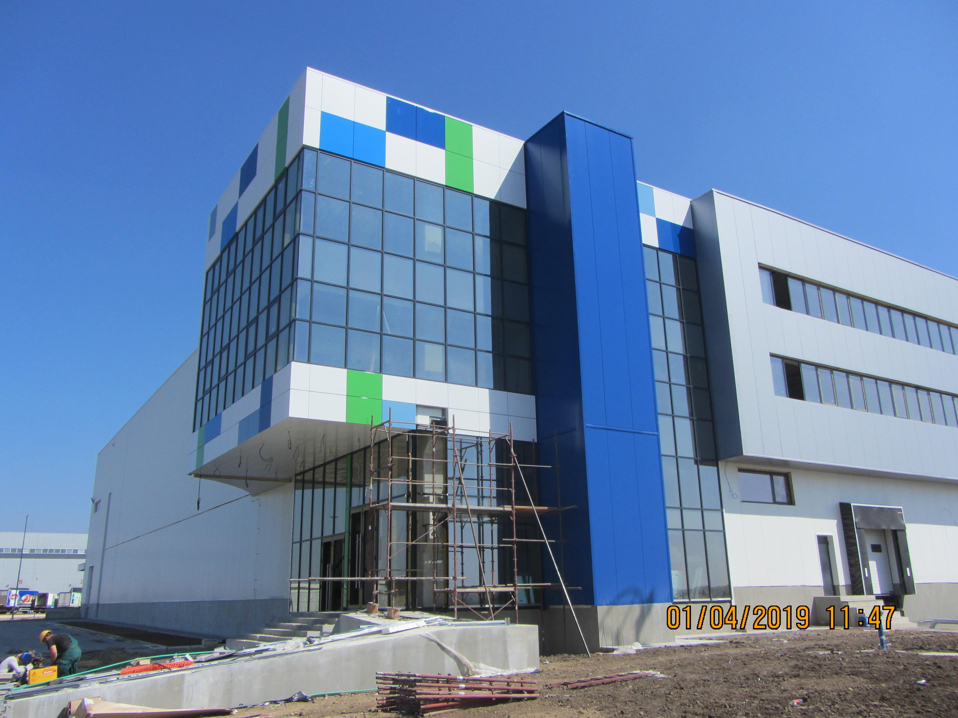 NELT Dobanovci-Skladišno distributivni centar Hala 5